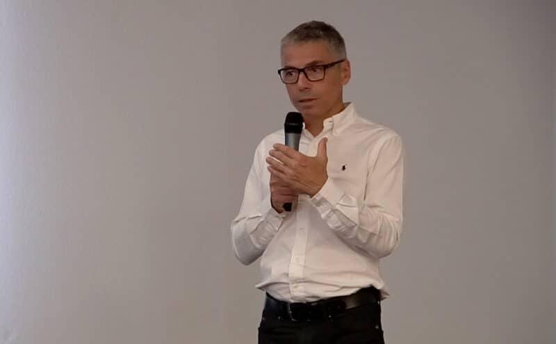 Gilles Chaufferin, Allyane innove pour le mouvement