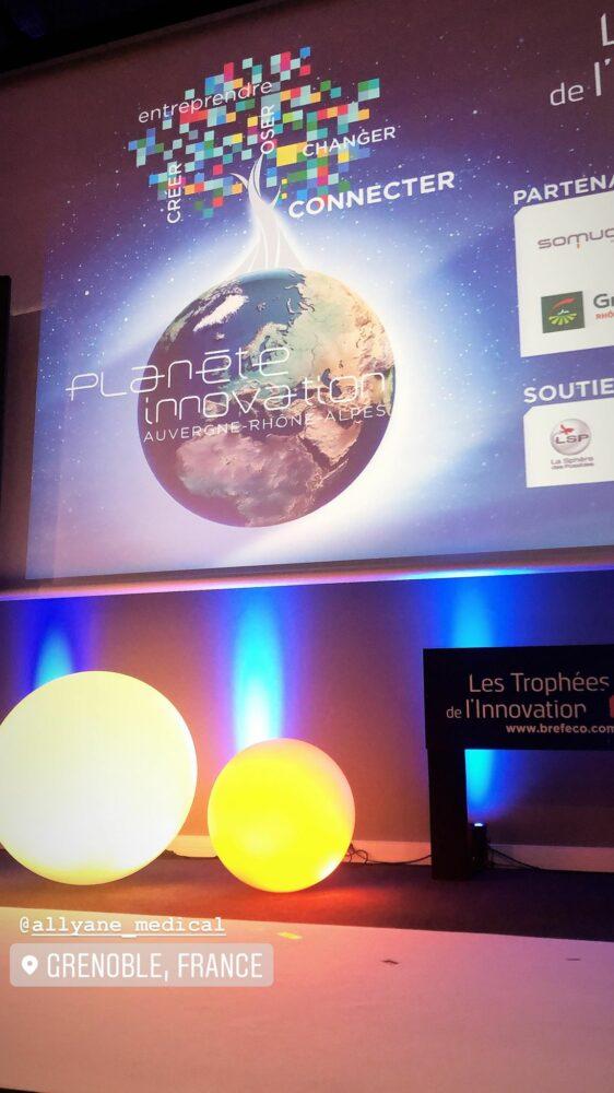 Les trophées de l'innovation catégorie jeune pousse